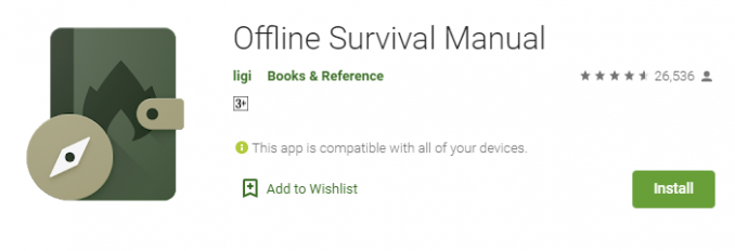 Top 10 Survival Apps to have on your Mobile Device